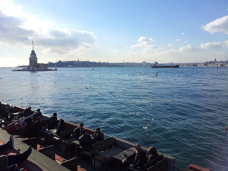 Tour de Léandre Istanbul Turquie asie