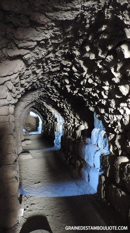 château Croisé de Kérak en Jordanie