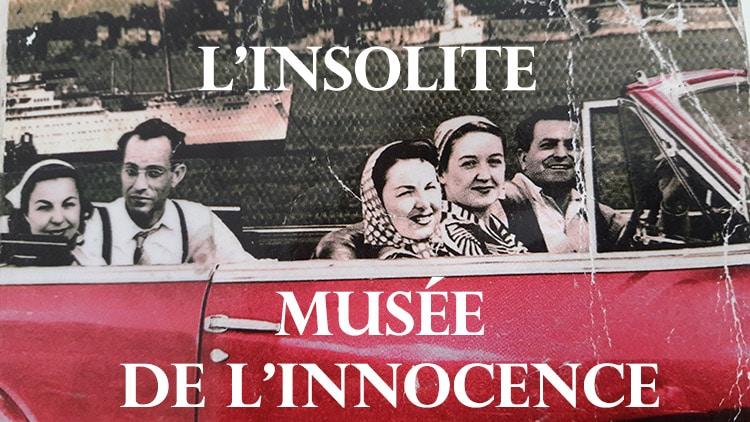 couverture du roman le Musée de l'Innocence d'Orhan Pamuk écrivain turc prix nobel de littérature