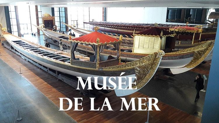 musée de la mer et des caïques ottomans deniz muzesi d'Istanbul en Turquie