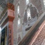 minbar de la mosquee de beyazit a Edirne en Turquie