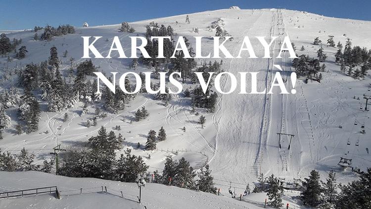 station de ski turque kartalkaya en turquie pour skier