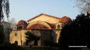 église ayasofya, sainte-sophie, d'Iznik ou mosquée Orhan d'Iznik