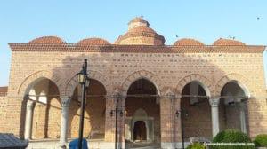 imaret de Nilüfer Hatun ou musée archéologique d'Iznik