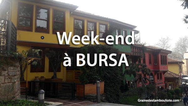 visite de bursa, ancienne brousse, capitale ottomane. Itinéraire dans la ville et alentours : Iznik, mosquée verte, han de la soie, Cumalikizik, etc.
