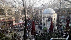 koza han ou han de la soie à Bursa