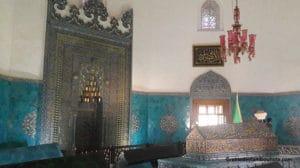 mausolée vert de Bursa, sultan mehmet celebi