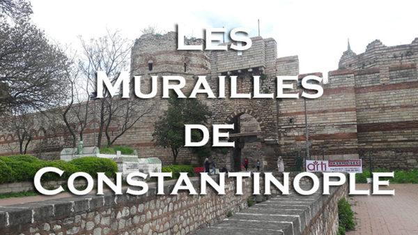 murailles de Constantinople à Istanbul, époque Byzantine, Theodose II, Porte de Silivrikapi