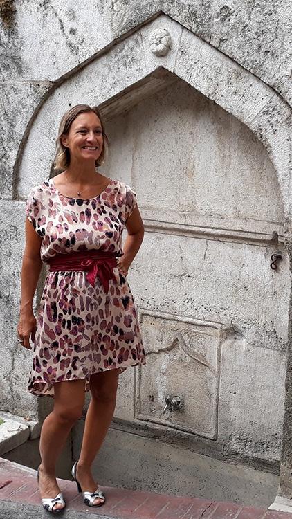 Fleur Chambonneau, blog Graine de Stambouliote et coach voyage Istanbul Turquie