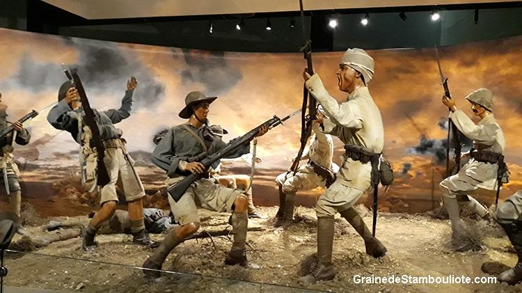 Musée de Kabatepe, Gallipoli, Bataille des Dardanelles, Canakkale, ANZAC Day