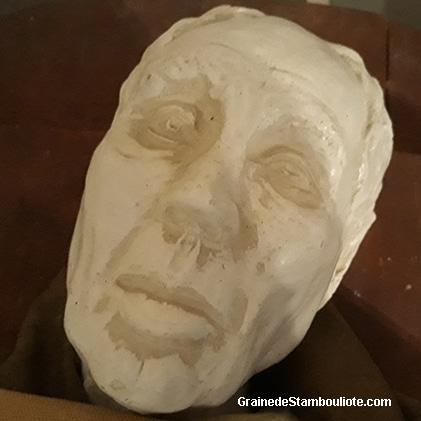Roi Midas, visage, à quoi ressemblait le Roi Midas, tumulus, tombeau, Gordion, Polatli